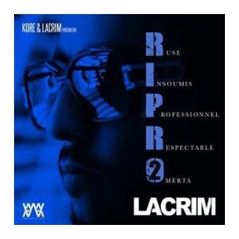 Album Lacrim, Ripro 2
