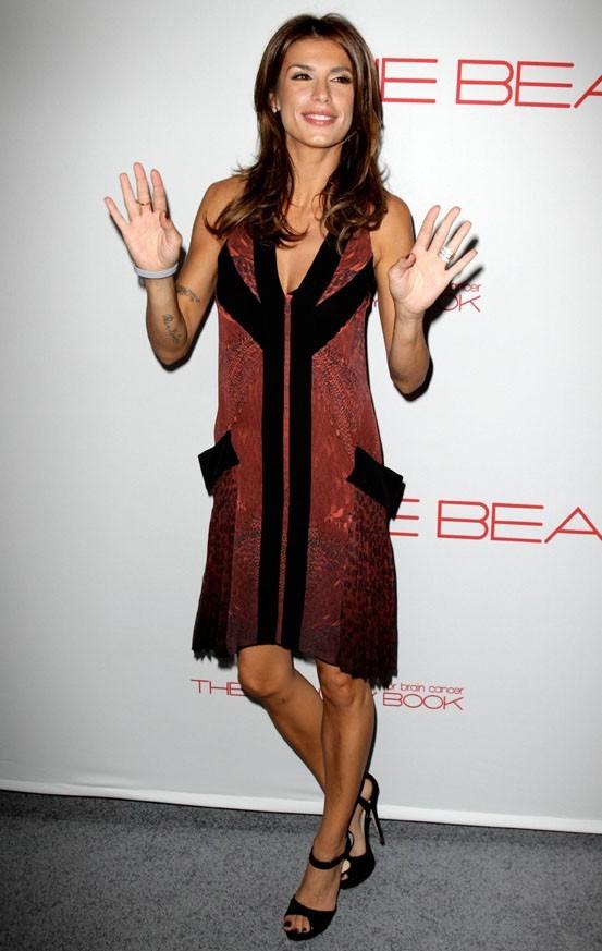 Elisabetta Canalis, celle qui a passé du bon temps avec George avant Stacy !