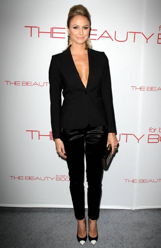 Stacy Keibler, la nouvelle chérie de George Clooney !