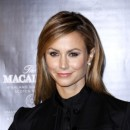 Stacy Keibler lors de la soirée The Macallan's New Masters of Photography Collection Launch à New York, le 10 octobre 2012.