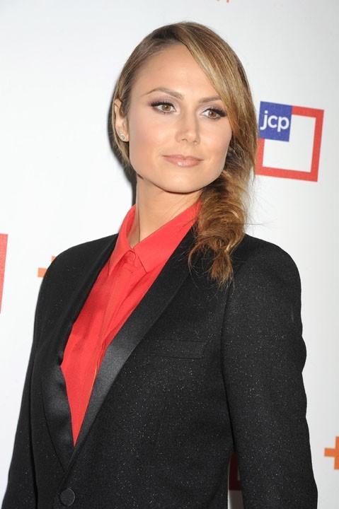 Stacy Keibler à la soirée Joe Fresh à Los Angeles le 7 mars 2013