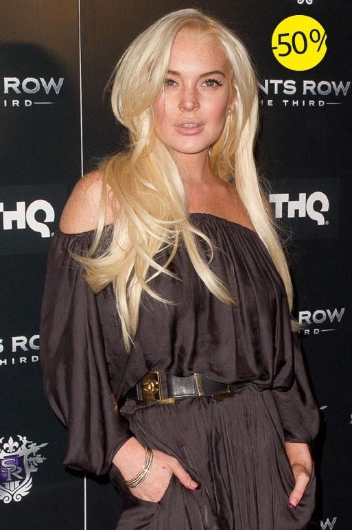 Lindsay Lohan, trop de problèmes et jamais à la maison...