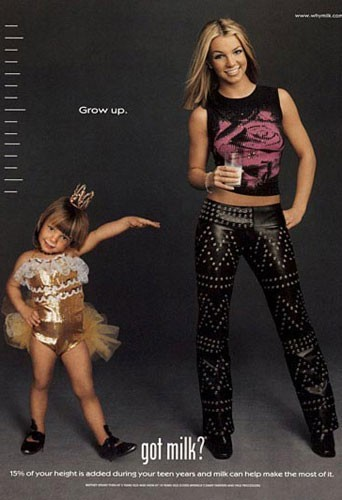 Britney Spears en 2000