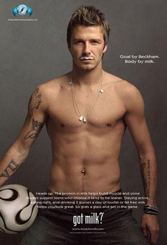 David Beckham en 2006