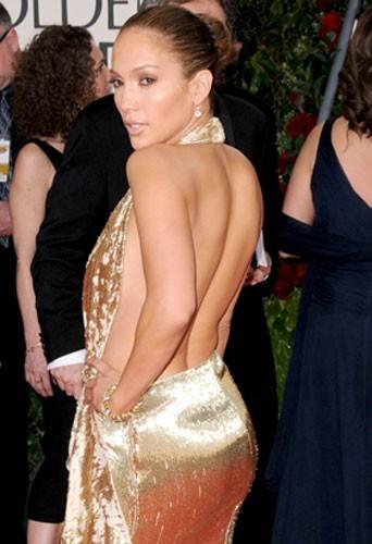 Star sexy : les grosses fesses de Jennifer Lopez