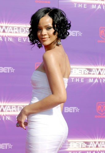 Star sexy : les grosses fesses de Rihanna