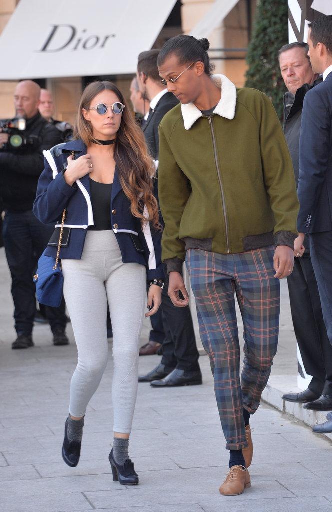 Photos : Stromae bientôt papa ? Coralie Barbier fait grossir la rumeur !