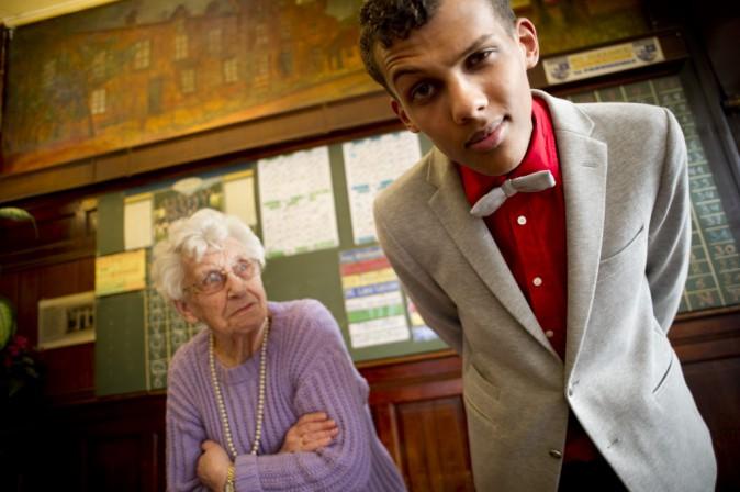 Ne touchez pas sa à ma grand-mère !