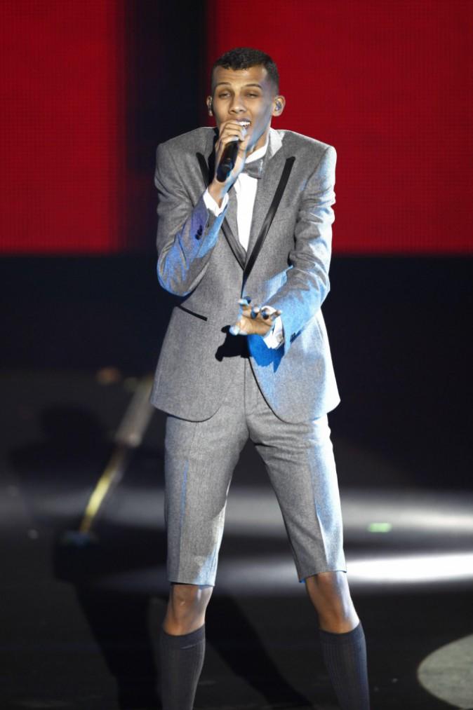 Stromae en live pour les Victoires de la Musique en mars 2012