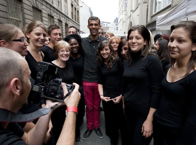 Stromae et ses fans : une affection réciproque