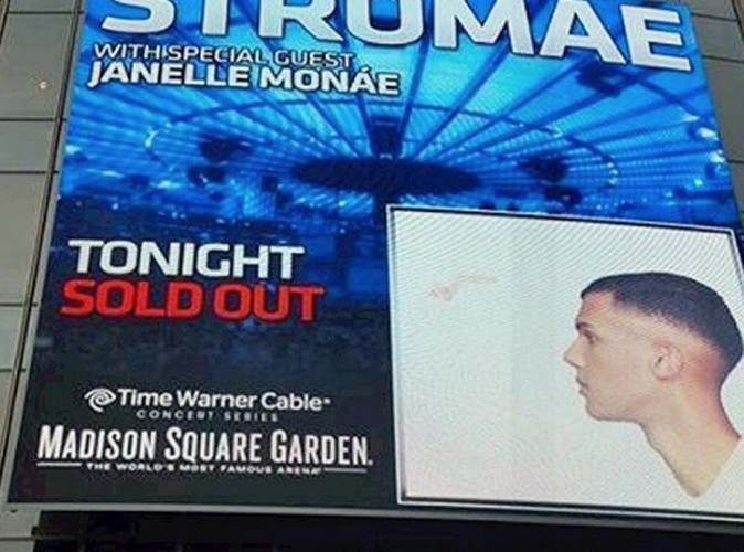 "Stromae : son ""Formidable"" concert au Madison Square Garden sold-out !"