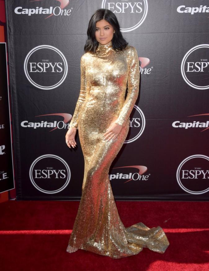 Kylie Jenner le 15 juillet 2015