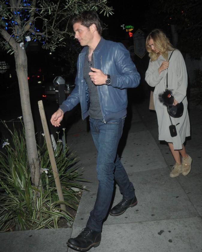 Photos : Suki Waterhouse troque Bradley Cooper pour James Marsden !
