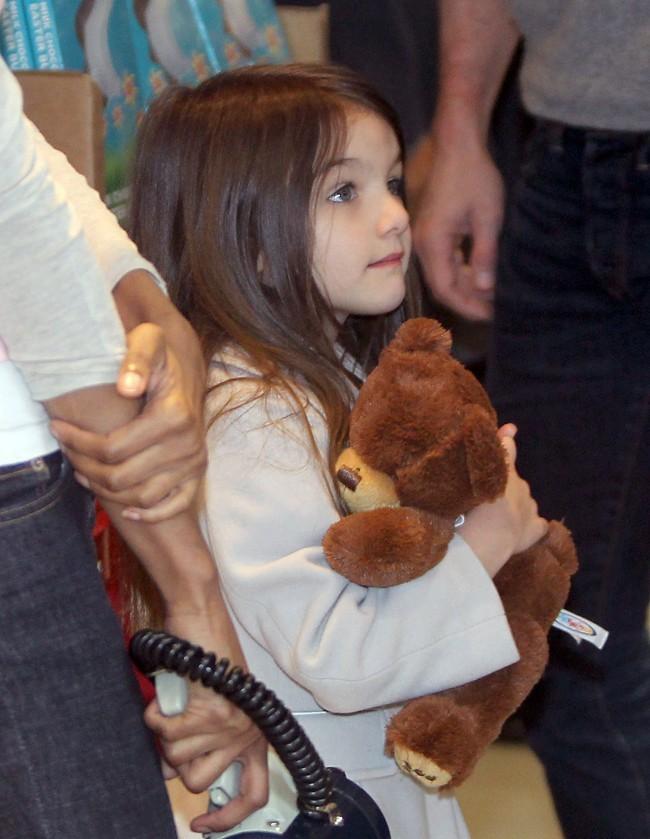 Que peuvent donc offrir ses parents à cette petite fille déjà bien gâtée ?
