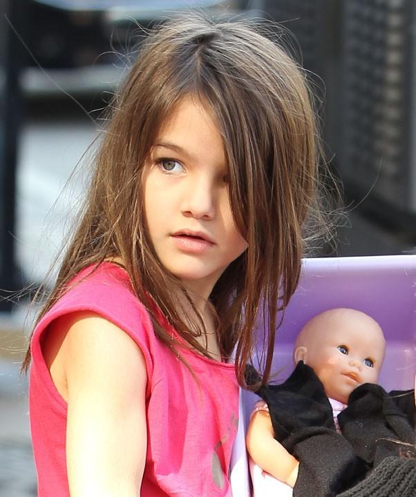 Une nouvelle poupée pour son birthday ?