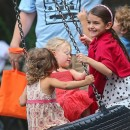 Suri Cruise le 3 septembre à New York