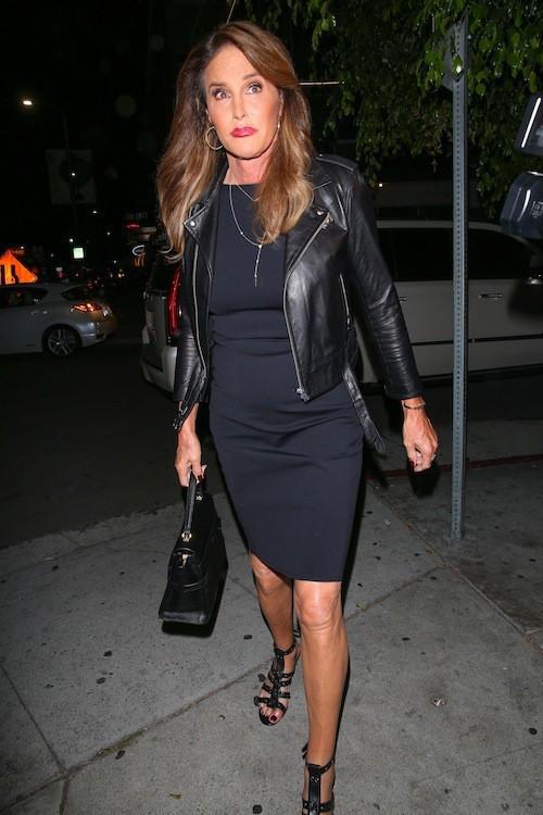 Caitlyn Jenner à Los Angeles, le 9 août 2015