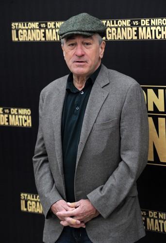 Robert De Niro à Rome le 7 janvier 2014