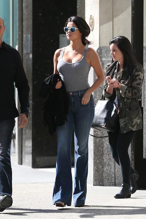 Photos : encore taclée à propos de son poids, Selena Gomez dégaine les arguments !