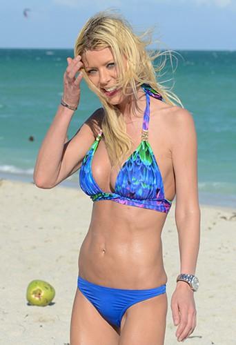 Tara Reid à Miami le 24 novembre 2013