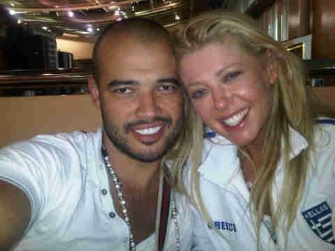 "Tara Reid et son ""vrai"" mari : Zachary Kehayov"