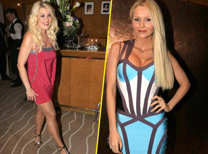 Photos : Tatiana Laurens et Sonja Jansen (Secret Story) : deux blondes, deux styles !