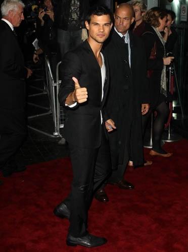 Taylor Lautner est au Top !