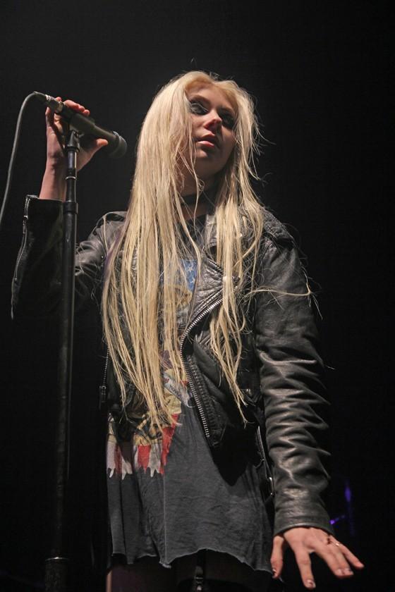 En première partie de la tournée d'Evanescence !