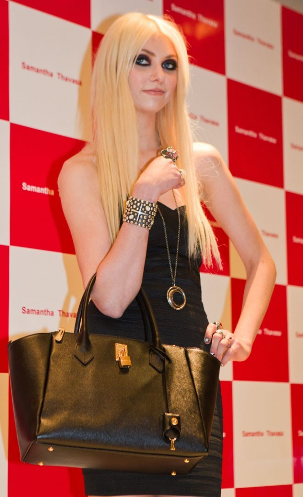 Taylor Momsen le 25 septembre 2012 à Tokyo