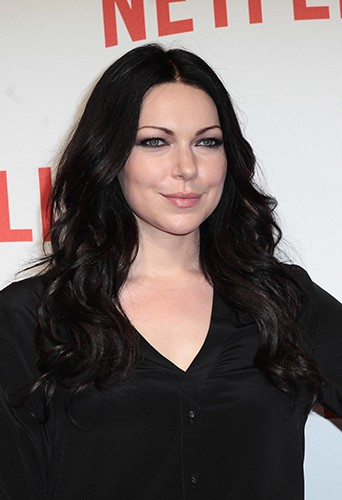 Laura Prepon à Paris le 15 septembre 2014