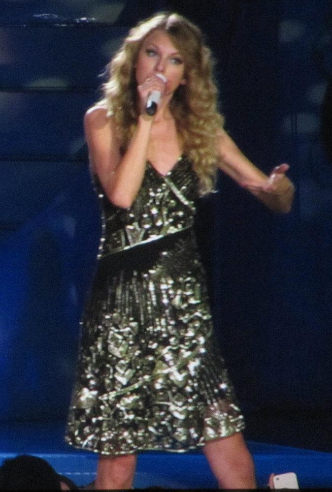Taylor Swift en 2008