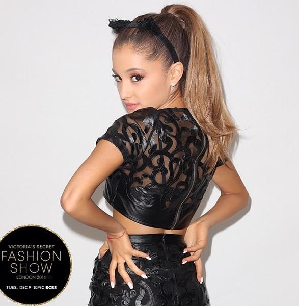 Ariana Grande chantera au prochain défilé Victoria's Secret