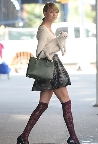 Taylor Swift à New York le 16 septembre 2014