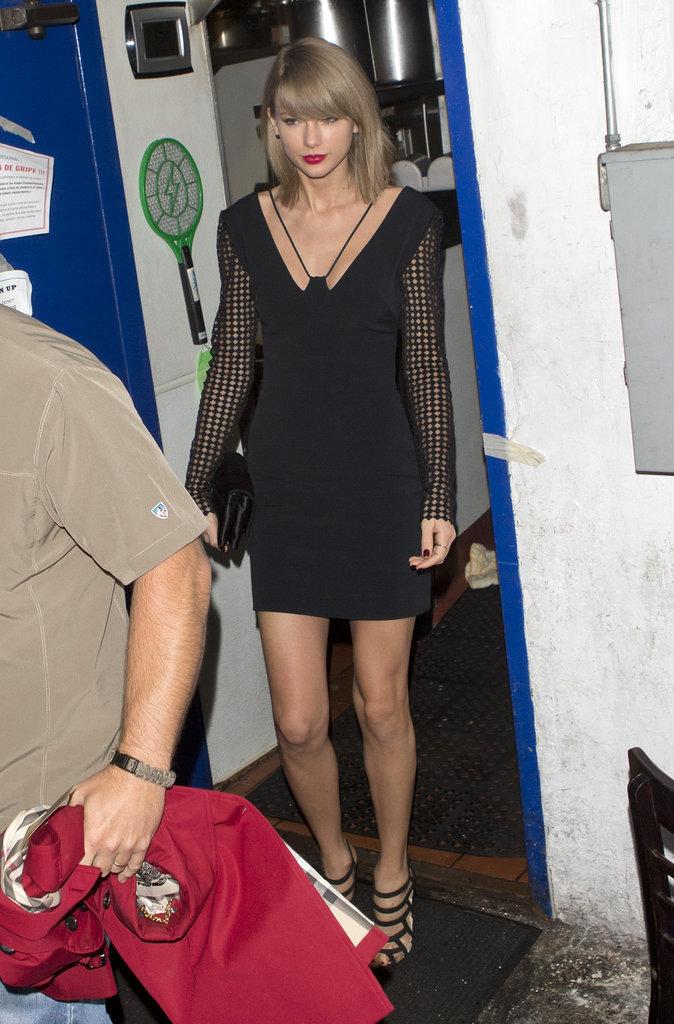 Taylor Swift le 3 novembre 2015
