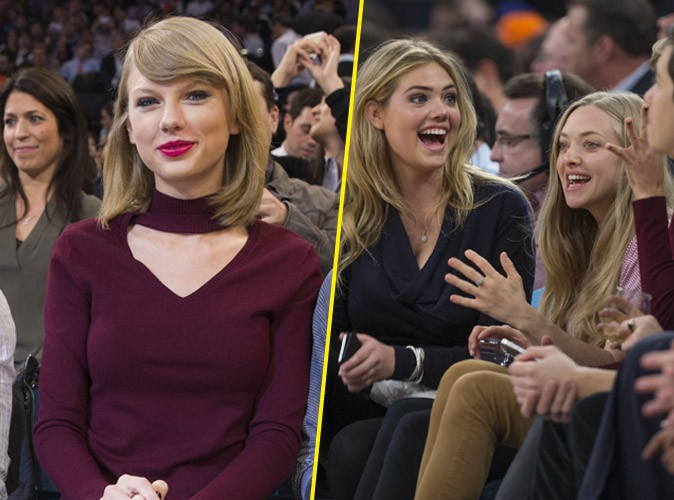 Photos : Taylor Swift : célibataire endurcie aux côtés de Kate Upton et Amanda Seyfried in love !