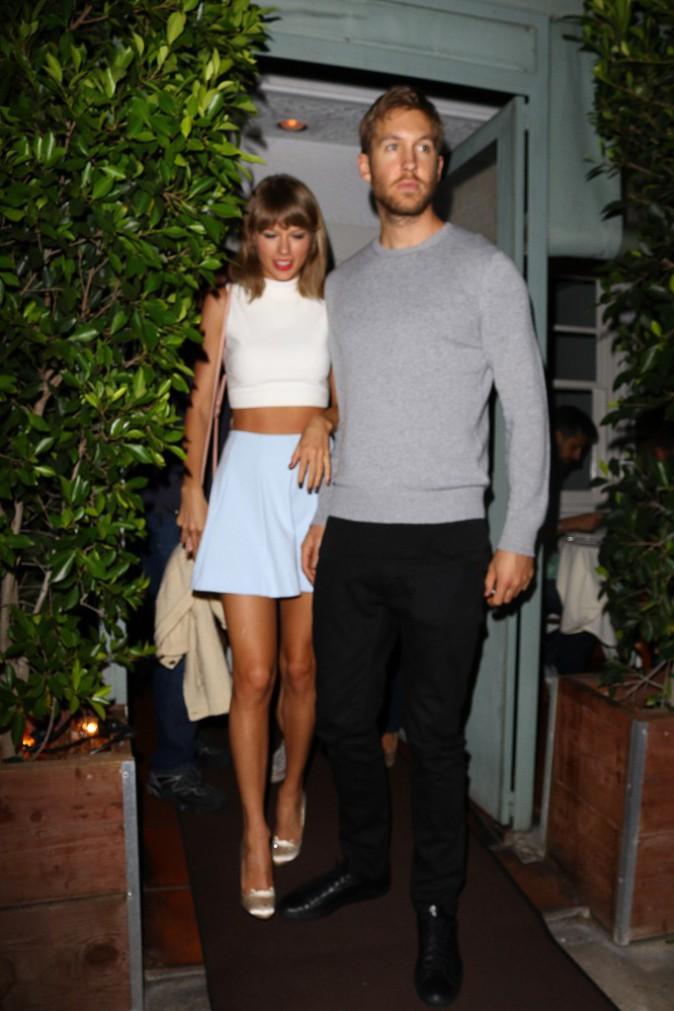 Photos : Taylor Swift et Calvin Harris : bientôt installés dans un château ? Pas vraiment...