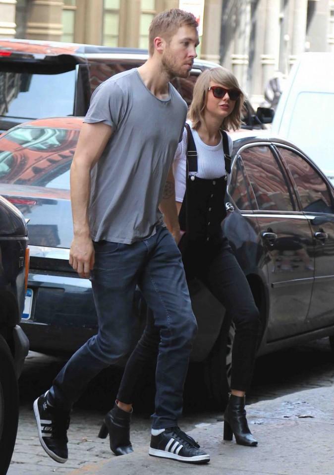 Taylor Swift et Calvin Harris : ils ne se lâchent plus !