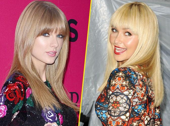 Taylor Swift et Hayden Panettiere, maîtresses de cérémonie des American Music Awards 2013.