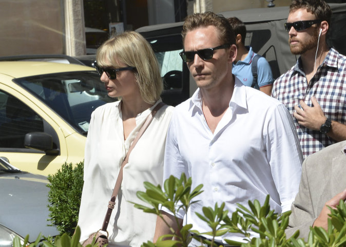 Tom Hiddleston et Taylor Swift, le nouveau couple star