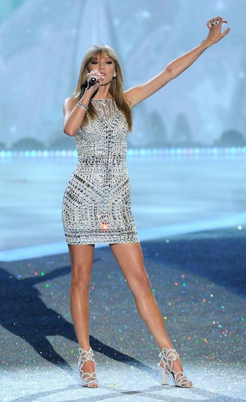 Taylor Swift - Tout l'or du monde... ou presque !