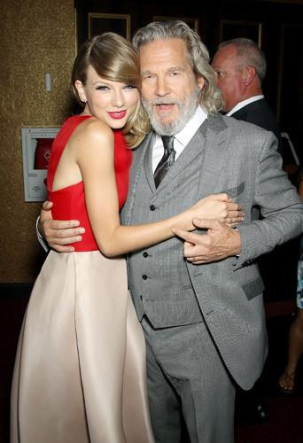 Taylor Swift et Jeff Bridges
