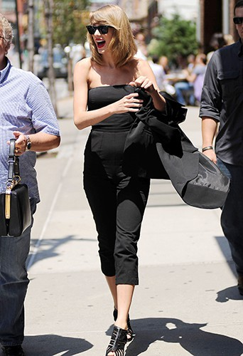 Taylor Swift à New York le 11 juillet 2014