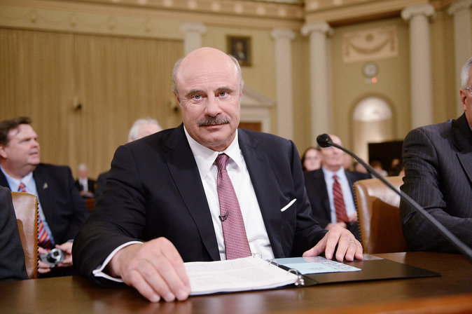 Dr Phil McGraw - 88 millions de dollars