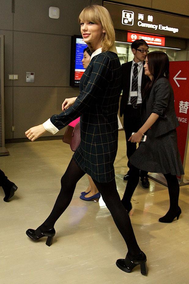 Taylor Swift débarque au Japon le 4 novembre 2014