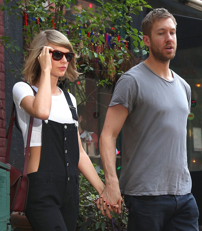 Taylor Swift et Calvin Harris