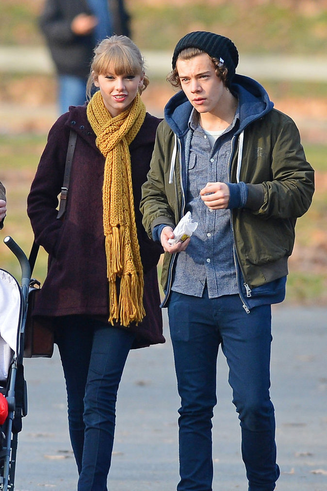 Taylor Swift et Harry Styles