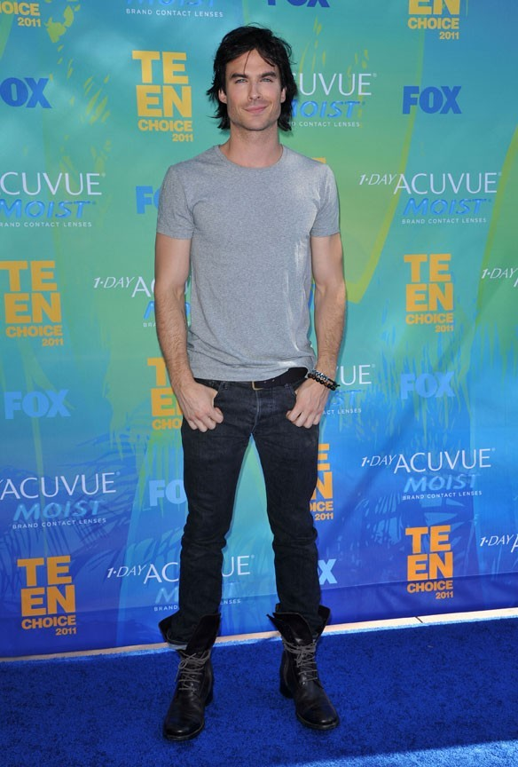 Ian Somerhalder lors des Teen Choice Awards à Los Angeles, 7 août 2011.