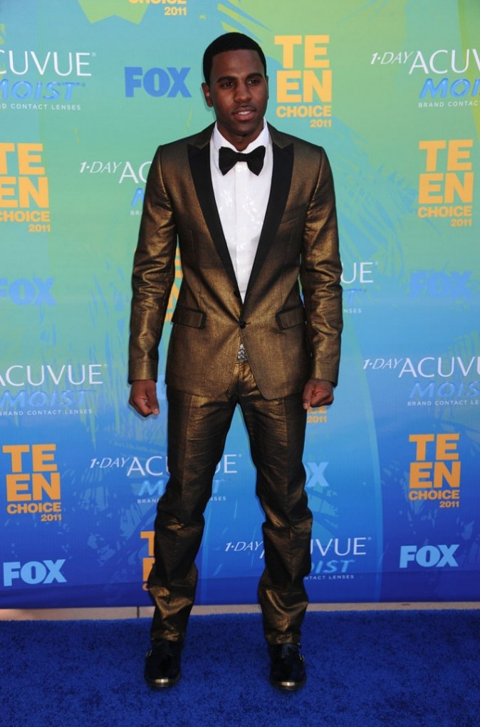 Jason Derulo lors des Teen Choice Awards à Los Angeles, 7 août 2011.