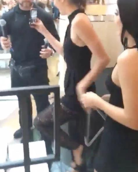 Kendall et Kylie Jenner le 17 novembre 2015