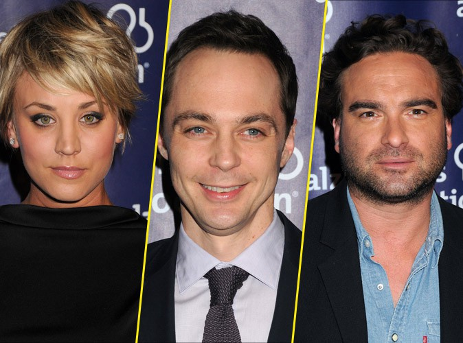 The Big Bang Theory : le casting uni et au complet pour la bonne cause !